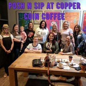 Posh N Sip Other - Join me 8/28/19 at Copper Coin Coffee in Woodstock